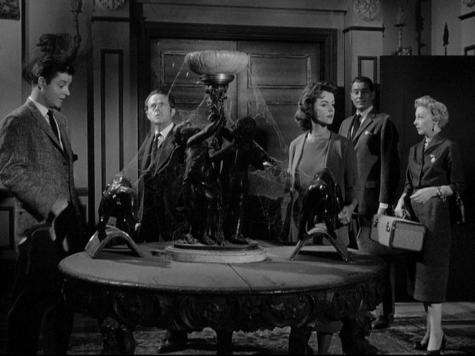 House on haunted hill 1959 the big s ance podcast - House on the hill 2012 ...